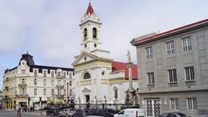 Kathedrale del Sagrado Corazón