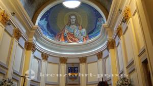 Kuppel der Kathedrale
