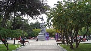 Plaza de Armas Muñoz Gamero