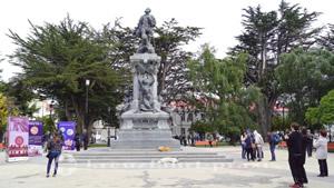 Das Magellan-Denkmal