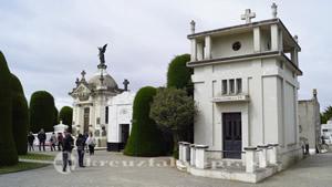 Gräber der spanischen Kolonie
