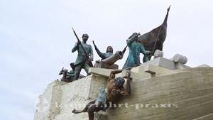 Das Monumento Tripulantes Goleta Ancud
