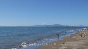 Puntarenas langer Strand