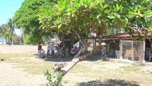 Puntarenas - Strandbar
