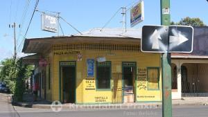 Puntarenas - der Pollo Rey