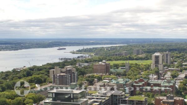 Québec - Sankt-Lorenz-Strom