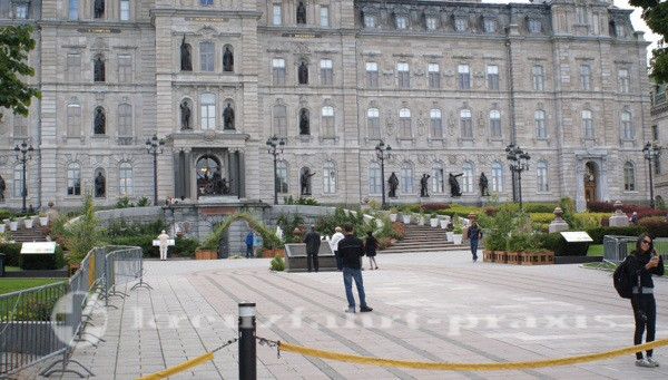 Québec - Hotel du Parlement du Québec
