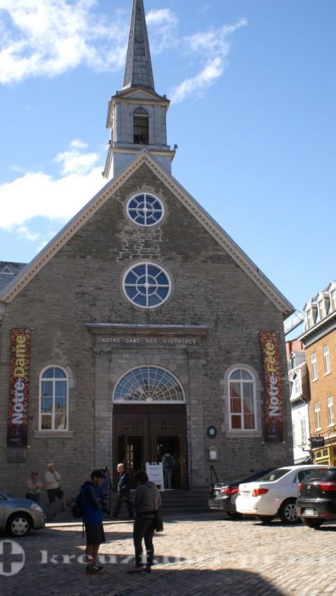 Québec - Notre-Dame-des-Victoires