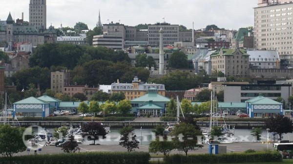 Québec - Marché du Vieux Port
