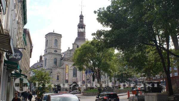 Québec - Cathédrale Notre-Dame de Québec
