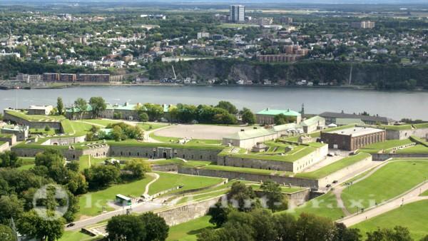 Québec - Citadelle de Québec