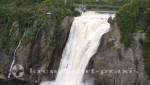 Quebec - Montmorency Wasserfall