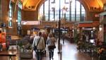 Quebec -Hauptbahnhof - Wandelhalle des Gare du Palais