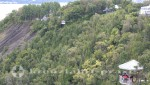 Quebec - Seilbahn am Montmorency Wasserfall
