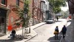 Quebec - Straßenszene