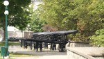 Quebec - Kanonen gehören zu Quebecs Stadtbild