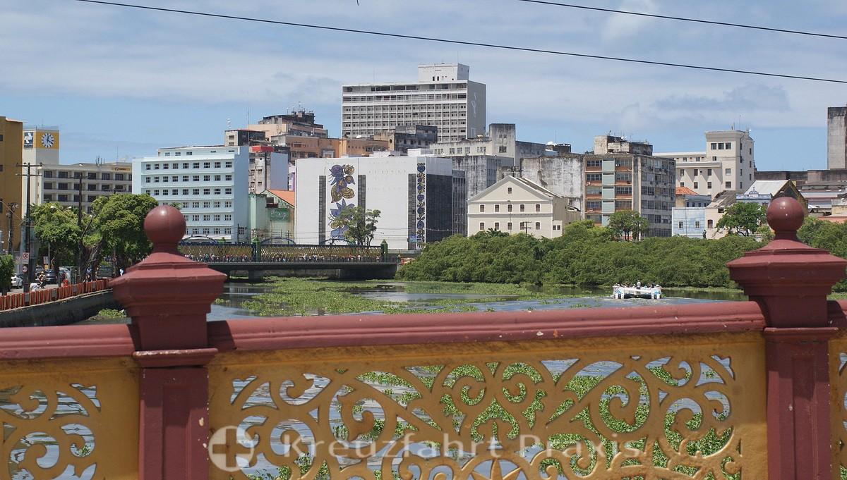 Recife - Bridge on the Capibaribe