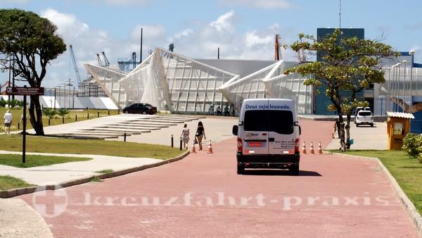 Kreuzfahrtterminal Recife
