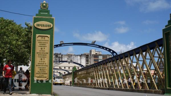 Recife - Ponte Imperador