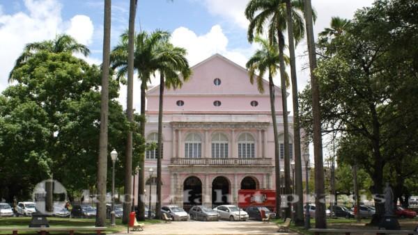 Recife - Teatro de Santa Isabel