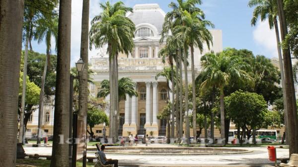 Recife - Justizpalast