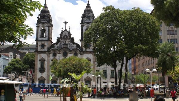 Recife - Matriz de Santo Antonio