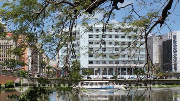 Recife - Ausflugsboot auf dem Capibaribe-Fluss