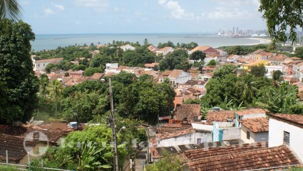 Recife - Olinda im Hintergrund Recife