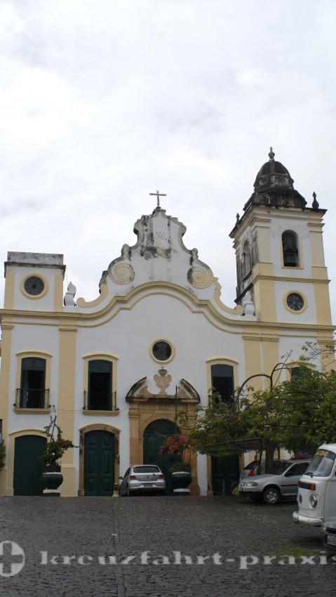 Recife - Igreja Nossa Senhora do Amparo