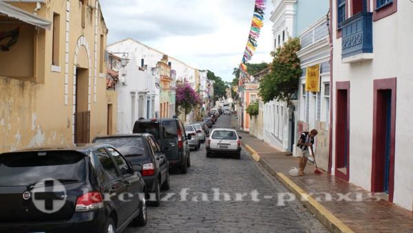 Recife - Olinda, Rua de Sao Bento