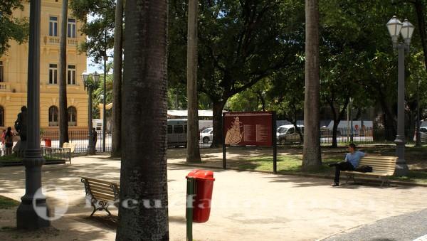 Recife - Praca da Republica