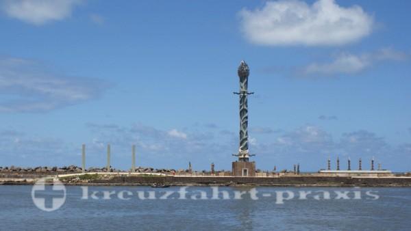 Recife - Parque de Esculturas