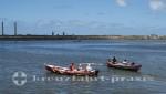 Recife - Zubringerboote zum Parque de Esculturas