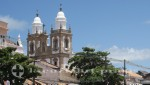 Recife - Die Türme der Co-Kathedrale