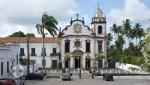 Recife - Convento e Basilica de Sao Bento
