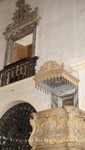 Recife - Convento e Basilica de Sao Bento - Kanzel