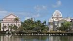 Recife - Theater und Palacio da Justica