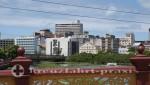 Recife - Der Capibaribe Fluss
