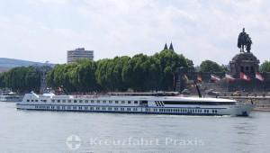 Kreuzfahrten auf dem Rhein
