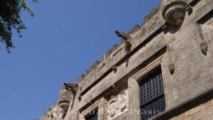 Rhodes City - the Knight's Street - hostel