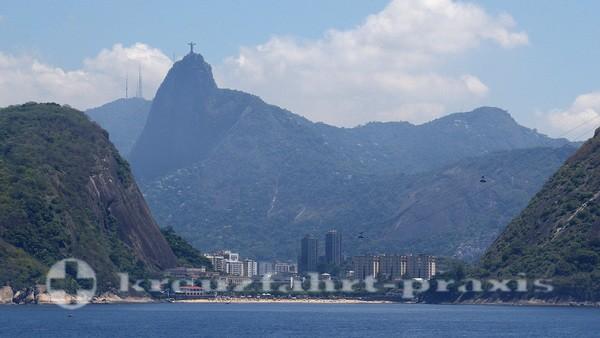 Rio de Janeiro - Vermelha-Bucht