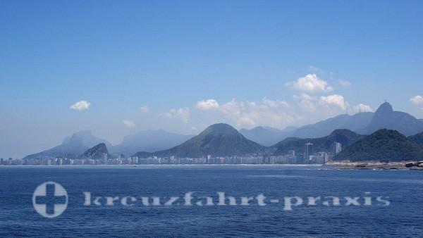 Rio de Janeiro - Guanabara-Bucht