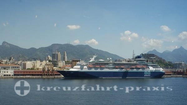Rio de Janeiro - Cruise Terminal