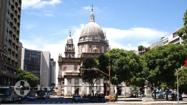 Rio de Janeiro - Igreja Nossa Senhora da Candelaria