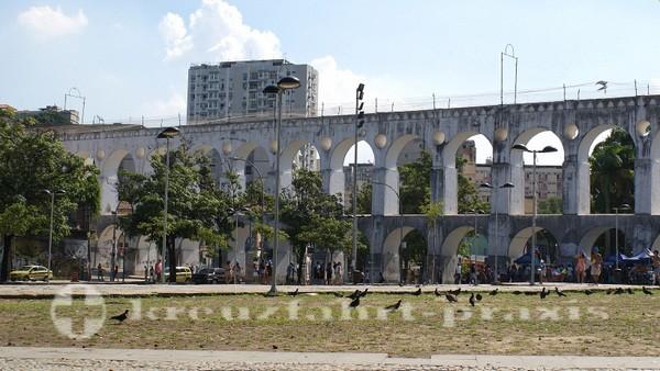 Rio de Janeiro - Aquädukt Arcos da Lapa