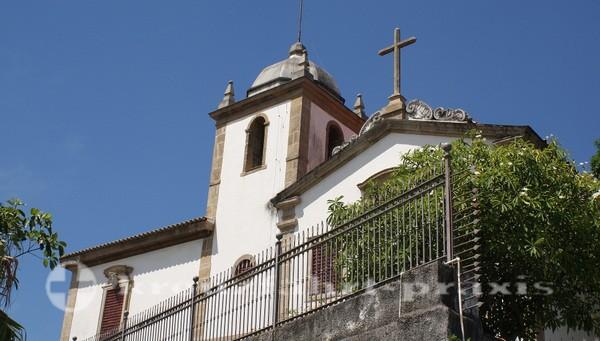 Rio de Janeiro - Igreja Santa Teresa