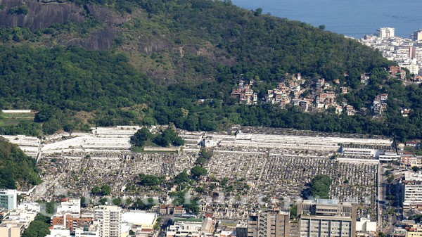 Rio de Janeiro - Friedhof Sao Joao Batista