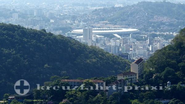 Rio de Janeiro - Maracana Stadion