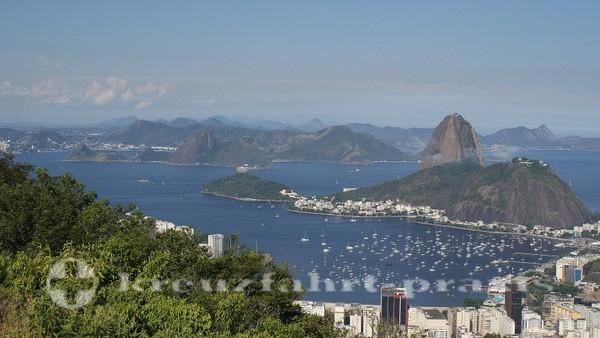 Rio de Janeiro - Guanabara Bucht