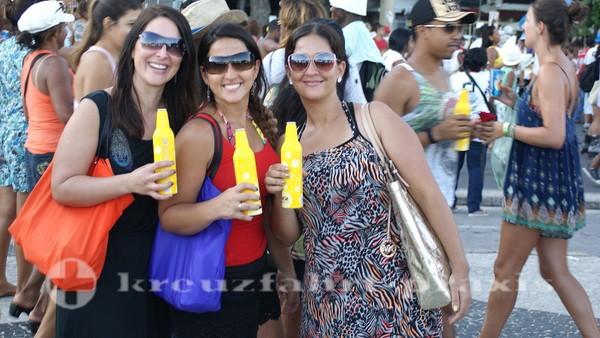 Rio de Janeiro - Die Girls from Copacabana